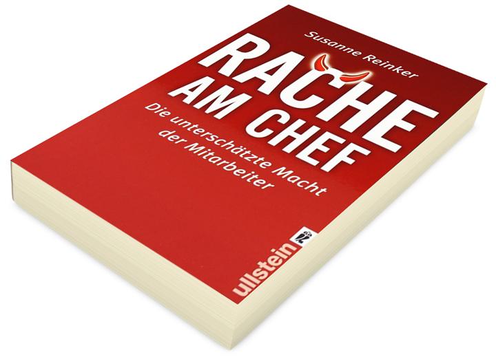 Cover Rache am Chef